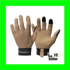 Magpul MAG1014-251 Technical Glove 2.0 Small Coyote Synthetic/Suede...