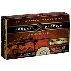 Federal Sierra MatchKing  6.5 Creedmoor  BX
