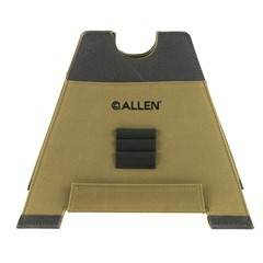 "Allen ALPHALITE Shooting Rest 8"" - Black, Tan"