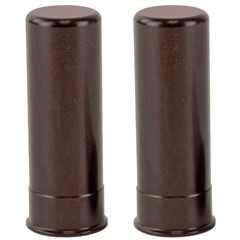 A-Zoom 12 Gauge Aluminum Snap Caps - 2Pk - Red
