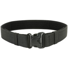 "BLACKHAWK Modernized Web Belt Up to 43"" - Black"