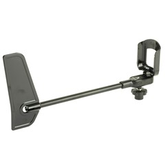 Kestrel 5000 Series Rotating Vane Mount And Case - Black
