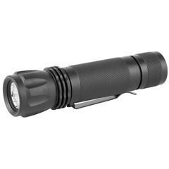 NCSTAR Picatinny or Weaver Rail 3W 160 Lumens LED Flashlight - Black