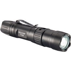 Pelican 7100 Flashlight - Black