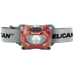 Pelican 2760 Headlamp - Red
