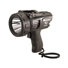 Streamlight Rechargeable Waypoint Spotlight - Black