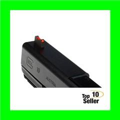 Wilson Combat 688FOR245 Fiber Optic fits Glock 9, 40 Red Front Black...