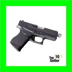 "ATI ATIBG43T Threaded Barrel 9mm Luger 3.9"" fits Glock 43 Stainless Steel"