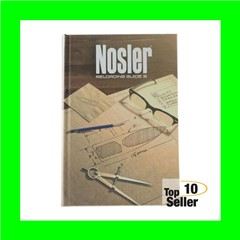 Nosler 50008 Reloading Manual 8th Edition