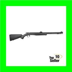 "CVA PR2110 Wolf 50 Black Powder 24"" 209 Primer Synthetic Black"