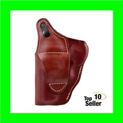 Hunter Company 1135 Pro-Hide High Ride Belt Ruger Alaskan Leather Brown