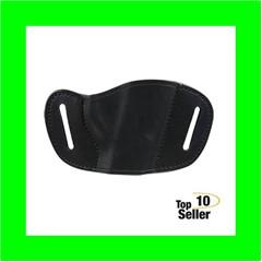 Bulldog MLBIP Inside The Pocket Black Leather 22, 25 Autos, Very Sm...