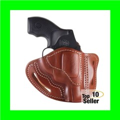 1791 Gunleather RVH1CBRR RVH1 Ruger LCR/S&W J-Frame Classic Brown Leather