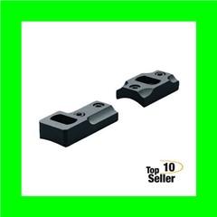 Leupold 60760 Dual Dovetail Base 2-Piece Kimber 8400 Matte Black