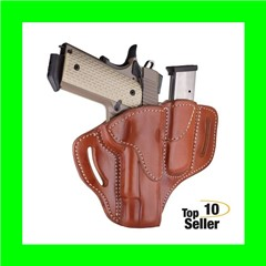 1791 Gunleather BH1M1CBRR BH1M1 Classic Brown Leather OWB Browning...