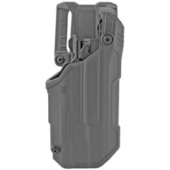 BLACKHAWK Glock 21 T-Series Right Hand Duty Holster - Black