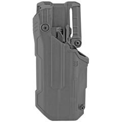 BLACKHAWK Glock 21 T-Series Left Hand Duty Holster - Black