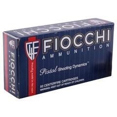Fiocchi Pistol Shooting Dynamics .40 S&W 50BX