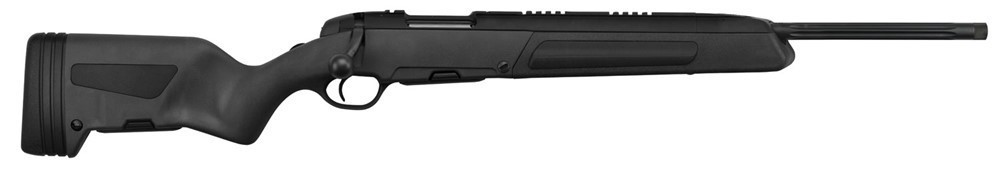 STEYR 26.347.3B SCOUT 6.5CRD 1/2X20 TB 19 BLK  - New-img-0