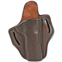 1791 1911 Right Hand Leather Belt Holster - Brown