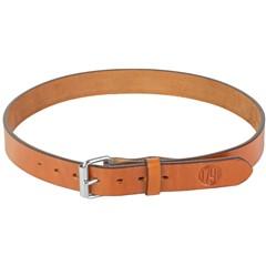 "1791 Gun Belt Leather 34-38"" - Classic Brown"