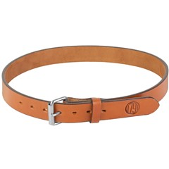 "1791 Gun Belt Leather 32-36"" - Classic Brown"