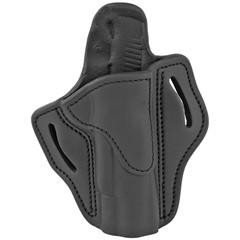 1791 1911 Right Hand Leather Belt Holster - Black
