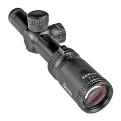 Alpen Optics Kodiak AR-BDC 1-4X Rifle Scope 30mm - Black