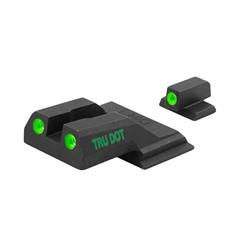 Tru-dot Sight Set, S&w M&p Shield