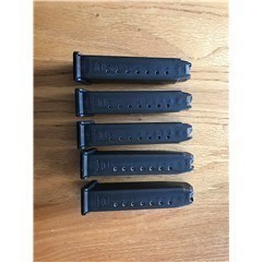 Bersa TPR 9 Matte Black 9mm DA/SA 2-17rd Mags NIB