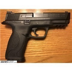 Smith & Wesson 9mm Compact