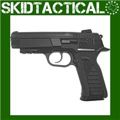 "Armscor MAPP FS 4.4"" 9mm 16rd Fixed Sights - Black"