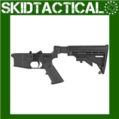 Armalite Complete Lower Complete Lower Receiver 223 Remington 556NATO - Bla