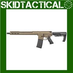"Black Rain Ordnance FDE Billet Rifle AR 16"" 5.56 NATO 30rd - Flat Dark Eart"