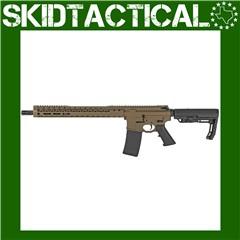 "Black Rain Ordnance Billet Rifle AR 16"" 5.56 NATO 30rd - Bronze"