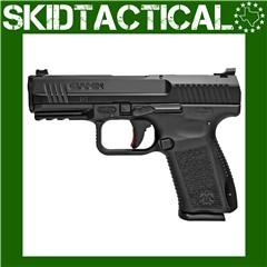 "Canik TP9SF Elite Striker Fired 4.19"" 9mm 15rd Warren Tactical - Black"