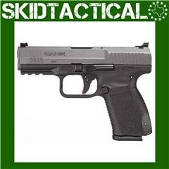 "Canik TP9SF Elite Striker Fired 4.19"" 9mm 10rd Warren Tactical - Black, Tun"