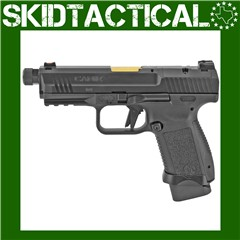 """Canik TP9SF Executive Striker Fired 4.78"""" 9mm 15rd Fiber Optic Front Sight"""