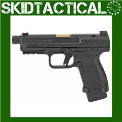 """Canik TP9SF Executive Striker Fired 4.78"""" 9mm 18rd Fiber Optic Front Sight"""