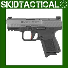 """Canik TP9 Elite SC Striker Fired 3.6"""" 9mm 12rd Dovetail - Tungsten"""