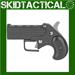 "Bearman Industries Long Bore Derringer 3.5"" 38 Special 2rd Fixed Sights - B"