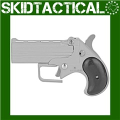 "Bearman Industries Long Bore Derringer 3.5"" 38 Special 2rd Fixed Sights - S"