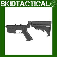 CMMG Resolute 100 Complete Lower Receiver 223 Remington 556NATO - Black
