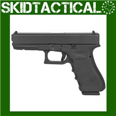"""Glock 22 Gen 3 Safe Action 4.49"""" 40 S&W 15rd Fixed Sights - Black"""
