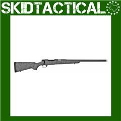 """Howa 1500 Rifle 24"""" 6.5 Creedmoor 4rd - Black"""