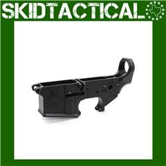 KE Arms Forged Stripped Lower Receiver 223 Remington 556NATO - Black