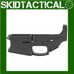 KE Arms Billet Stripped Lower Receiver 223 Remington 556NATO - Black