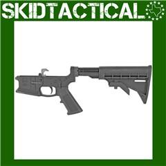 KE Arms Billet Complete Lower Receiver 223 Remington 556NATO - Black