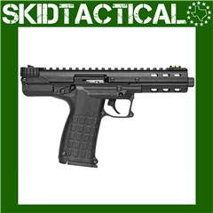 "Kel-Tec CP33 5.5"" 22 LR 33rd Adjustable Sights - Black"