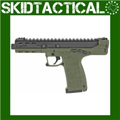 "Kel-Tec CP33 5.5"" 22 LR 33rd Adjustable Sights - Green, Black"